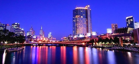Melbourne Twilight