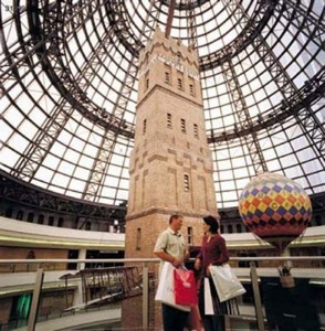 Shot Tower Mebourne Central